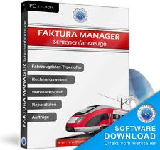 Schienenfahrzeuge Werkstatt,Eisenbahn Werkstatt Software Programm,Reparatur EDV