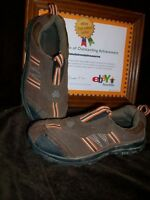 OLD NAVY YOUTH KIDS SIZE 2 SLIP ON BROWN SHOES LEATHER
