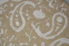 Indian Paisely print hand block Jaipuri fabric 100% cotton fabric 10 Yard