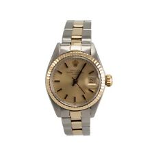 Rolex Lady Date 6917 2-Tone 14K Gold & Stainless Steel Automatic Watch + Papers