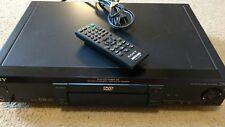 Sony DVP-S530D Black DVD/CD Player Digital Cinema Sound 5.1 clean with remote