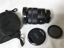 Sony 18-105mm F/4 G OSS PZ Objektiv