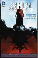 HC Batman / Superman Volume 3 Three 2015 nm/mint 9.8 1st Hardcover DC New 52