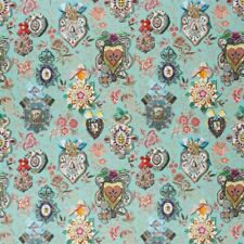Designer's Guild Christian Lacroix Cocarde Glaque Fabric 0.5m