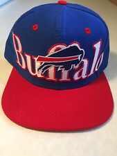 BUFFALO BILLS   BIG LOGO  SCRIPT SNAPBACK