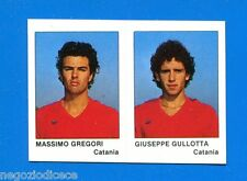 CALCIO FLASH '85 Lampo - Figurina-Sticker n. 347 -GREGORI-GULLOTTA CATANIA-New