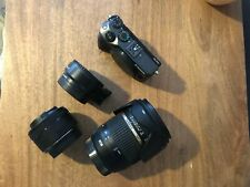 Canon EOS M6 24.2MP Kit with Tamron 17-50mm f/2.8 & Canon 50mm