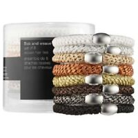 SEPHORA Bob and Weave Woven Hair Ties, Set of 8
