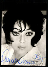 Elma Karlowa Autogrammkarte Original Signiert ## BC 35295