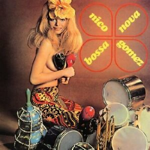 NICO GOMEZ AND HIS ORCHESTRA - Bossa Nova - CD 1972 Pregador