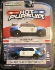 Greenlight Hot Pursuit 2014 Police Interceptor Utility Explorer Raleigh NC S. 14
