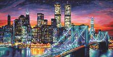 Schipper 609220369 - Malen Nach Zahlen - Manhattan Bei Nacht - Neu