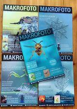 Makrofotografie Zeitschrift - MAKROFOTO alle bisherigen Ausgaben