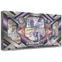 Pokemon Espeon GX Premium Collection Box Sun & Moon Guardians Rising TCG