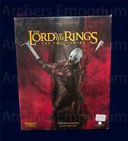 Uruk Hai Berserker Statue. Lord of the Rings. Sideshow Weta. Ltd Ed 3000. New.