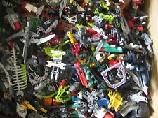 LEGO BIONICLE Hero Factory Bulk Lot 1 lb Pound of RANDOM parts & Pieces for MOCs