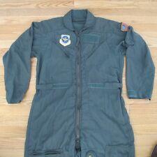 Vintage Original Vietnam Us Air Force Flying Suit 510 Sms / Faad Air Lift Comm