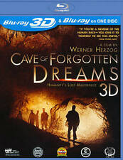 Cave of Forgotten Dreams 3D (Blu-ray 3D/2D) Werner Herzog Mint