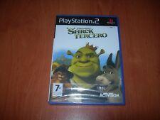 SHREK TERCERO PS2 (PAL ESPAÑA PRECINTADO)