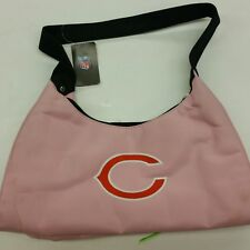 NFL Chicago Bears Hobo Purse, NEW (Pink)