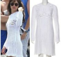 Isabel Marant Etoile Cream Harriet Crochet Dress