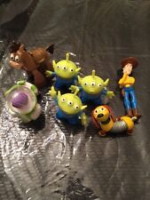 Disney Toy Story Lot Of 7 Figures Toys