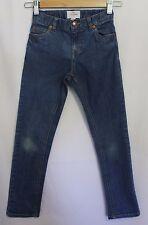 COUNTRY ROAD ~ Kid Unisex Medium Blue Skinny Jeans 7 ~ RRP $54.95 pair 1