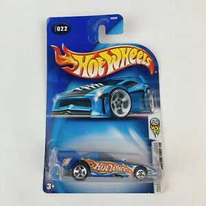 2004 Hot Wheels #022 First Editions 22/100 Mustang Funny Car
