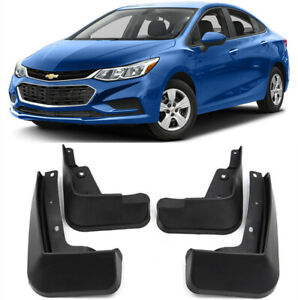 New Splash Guards Mud Flaps 84047321/8402412 For 2016-2020 Chevrolet Cruze Sedan