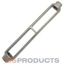 M20 Stainless Steel Open Body Turnbuckle Body Only Free P+P!