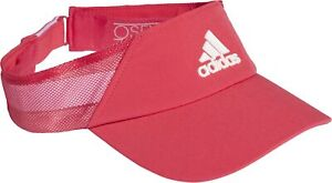 adidas AeroReady Womens Running Visor - Pink