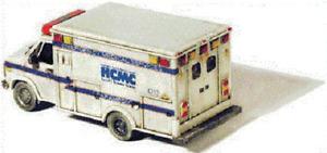 GHQ # 51012  Ambulance - Kit   N  MIB