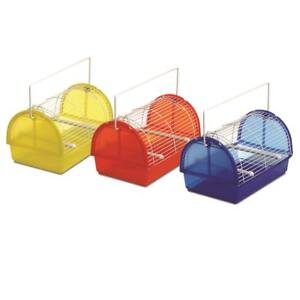 Transportbox - Vogel und Kleintiere (Hamster, Ratten ..) 21 x 15 x 14 cm - 84155