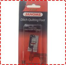 Janome Ditch Quilting Foot 9mm - Skyline MC8200 MC8900 MC9900 MC12000 MC15000
