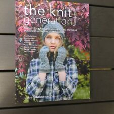 Rowan The Knit Generation Pattern Book - 15 Knitted Accessories by 8 Designers
