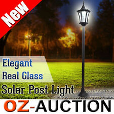 Glass Solar Walkway & Path Lights