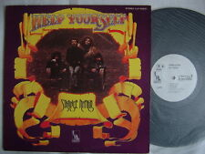 PROMO WHITE LABEL / HELP YOURSELF STRANGE AFFAIR / PSYCH JPN ISSUE NM MINT- CLEA