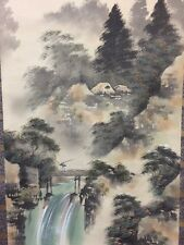 JAPAN/JAPANESE HANGING SCROLL KAKEJIKU (№307)