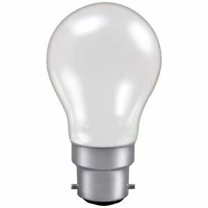 Low Voltage Light Bulb Philips 60W 110V B22d GLS Dimmable Matt/Pearl