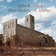 Djabe And Steve Hackett - Live Is A Journey: The Sardinia Tapes (NEW CD / DVD)
