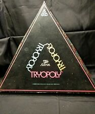 Akron Tryopoly Game 1978. Osobo Games. Cleveland, Ohio (m)