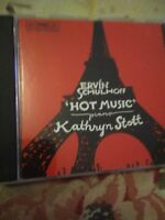 Audio CD. Schulhoff. Hot Music. Stott. Cracked Case.