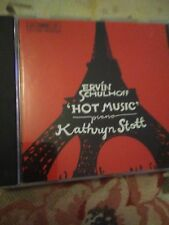 Audio CD. BIS. Schulhoff. Hot Music. Stott. Cracked Case.