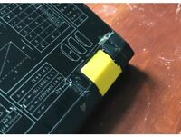 Hewlett-Packard HP-11c Scientific Calculator Replacement Battery Cover Part Cap
