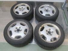 Radsatz Alu Felgen Reifen 7,5 x16 ET41 Reifen M+S 215/55 R16 93 H
