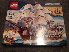 LEGO EXKLUSIVE 10210 Segelschiff NEU und UNGEÖFNETE OVP IN PERFEKTE ZUSTAND!!!