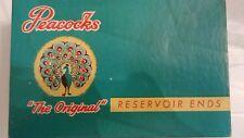 1 Box Vintage Prophylactics Condoms Peacock Brand