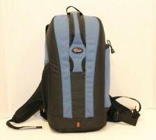 LOWEPRO Flipside 200 Camera Backpack Bag Case for DSLR Camera Blue & Black