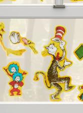 Dr. Seuss Window Decorations; Dr. Seuss Stickers; Dr. Seuss birthday/shower deco