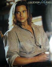 "Legends of the Fall: Brad Pitt ""Dreamy"" 16x20 Movie Poster"
